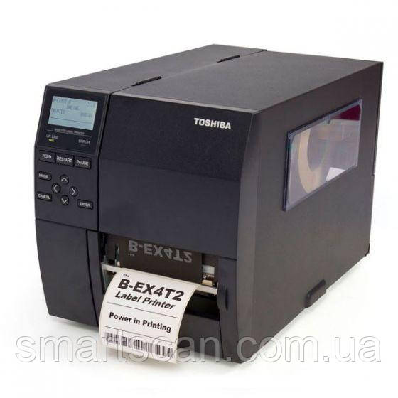 Принтер этикеток Toshiba B-EX4T2-HS12-QM-R