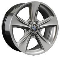 BMW (B34 WR556) 8x17 5x120 ET 20 Dia 74,1 (хром серебро)