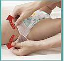 Дитячi одноразові підгузники-трусики PAMPERS Pants Junior (12-17 кг) Середня 22, фото 3