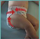 Дитячi одноразові підгузники-трусики PAMPERS Pants Junior (12-17 кг) Середня 22, фото 10
