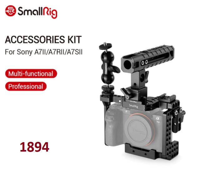 Комплект рига SmallRig Sony A7II A7RII A7SII Accessories Kit (1894)