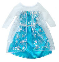 """Платье принцессы Эльзы, """"Холодное сердце"""", Фроузен костюм"""