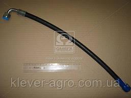 Рукав МТЗ L=520 Ключ 24 d-10 (з кутом 90*) (РВТ) (вир-во Гідросила)
