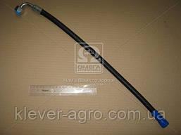 Рукав МТЗ L=600 Ключ 24 d-10 (з кутом 90*) (РВТ) (вир-во Гідросила)