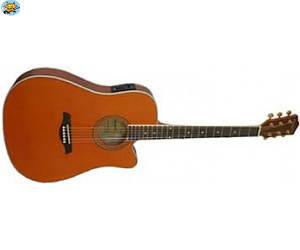 Электроакустическая гитара Maxwood MDT6601CEQ 41''