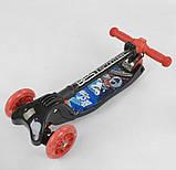 Детский складной самокат с фарой Best Scooter 67261, фото 4