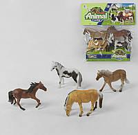 "Набор лошадей UCOK ""Animal Farm"" в кульке 3N 504001"