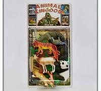 """Набор диких животных """"Animal Kingdom"""", 21 элемент YS 2789 A"""