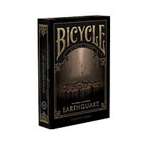 Игральные карты для покера Bicycle Earthquake