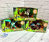 Динозавр DINOSAUR 3 вида, в коробке 493, фото 2