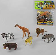 """Набор диких животных UCOK """"Animal World"""" в кульке 3Y 506002"""