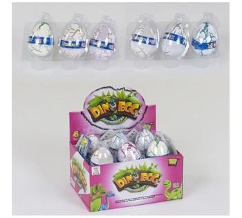 """Растущие животные в яйце """"Dino Egg"""" Динозавры ЦЕНА за 1 шт/  6 ШТУК В БЛОКЕ С 37599"""