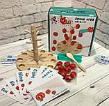 """Деревянная игрушка """"Apple Tree"""" обучающее дерево, в коробке WD2710, фото 2"""