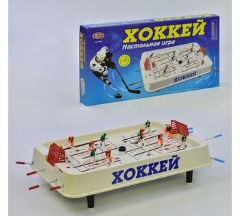 Хоккей от Play Smart на штангах, в коробке 0701