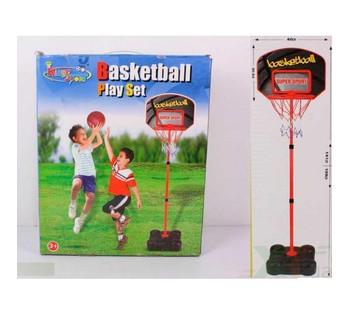 Баскетбол 20881 V стойка кольцо мяч в коробке