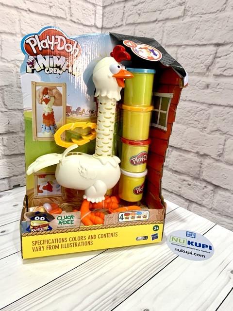Набор Плэй До * Play-Doh* Animal Crew Петушок  музыкальный