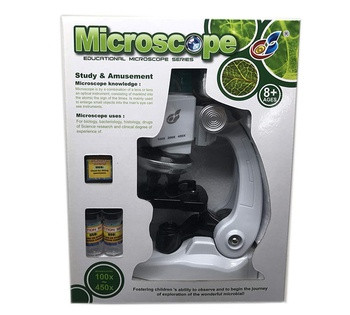 "Микроскоп ""Microscope"" детский обучающий C 2139"