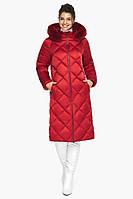 Воздуховик Braggart Angel's Fluff 31046   Женская зимняя куртка рубиновая