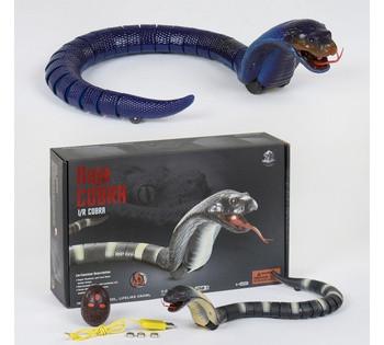 Змея Кобра на радио/управлении, подсветка, аккумулятор 3.7 V, 2 цвета 8808 А-В