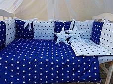 Комплект в детскую кроватку Элит 02, фото 3