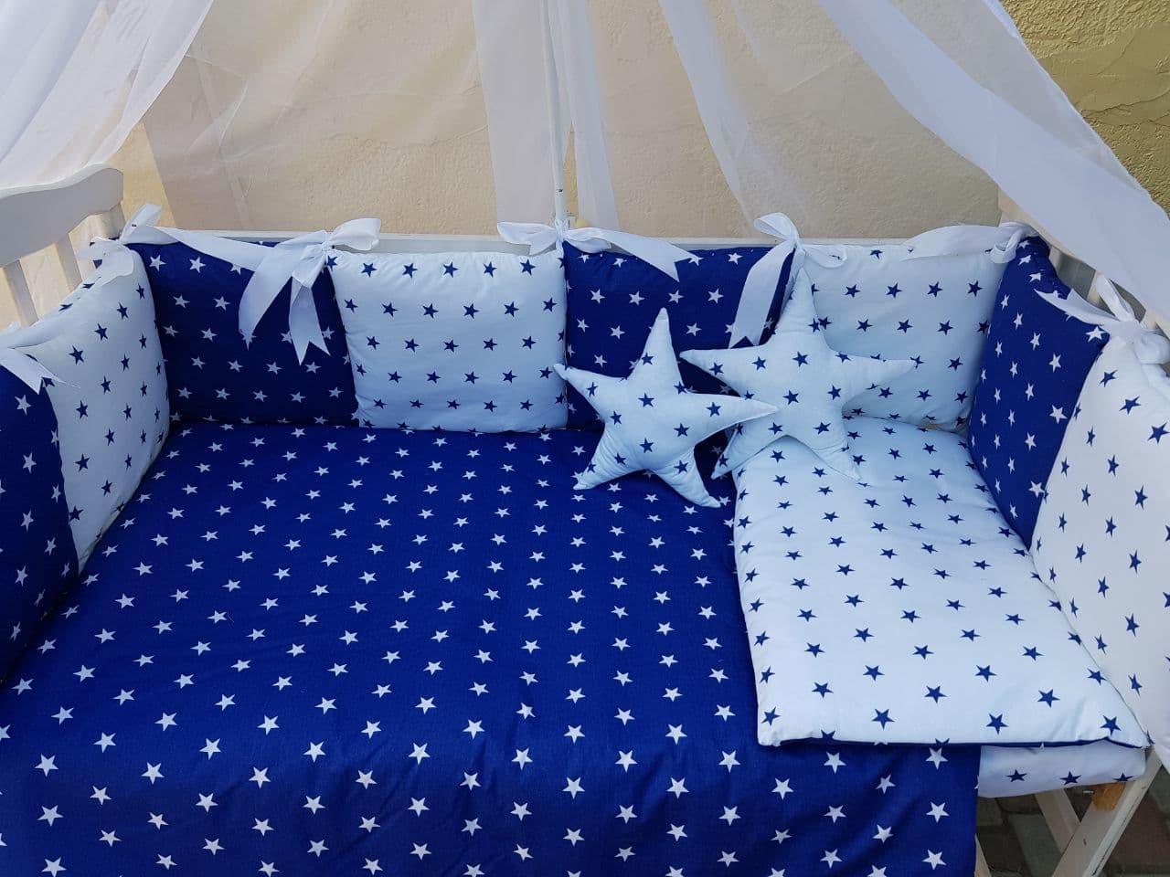 Комплект в детскую кроватку Элит 02