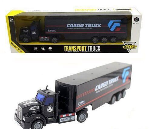 """Трейлер """"Cargo Truck"""" в коробке K 620 /K 623"""
