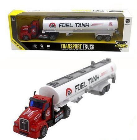 """Трейлер """"Transport Truck"""" в коробке K 619 /K622"""