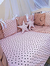Комплект в детскую кроватку Элит 04, фото 3