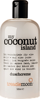 Гель-крем для  душа my coconut island treaclemoon