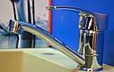 Кухонный латунный смеситель на мойку Haiba FOCUS 004 (HB0115), фото 3