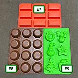 Силіконові форми для цукерок та випічки, фото 3