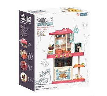 Кухня детская Modern Kitchen 43 предмета