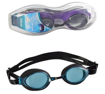Детские очки для плавания Intex, 3 цвета 55691