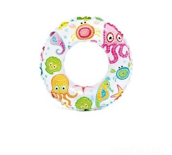 Надувной круг Intex 59230 «Осьминожка», 51 см