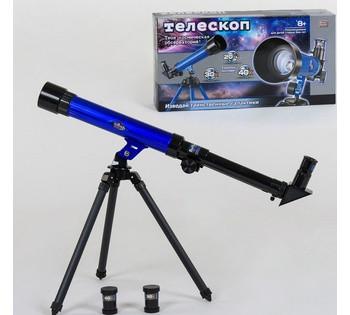 Телескоп настольный Play Smart, 3 окуляра 9866