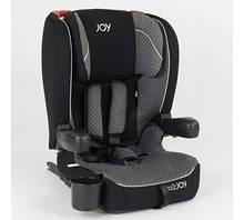 Детское автокресло JOY 51226/43098/72583/73180 (1) система ISOFIX, универсальное, группа 1/2/3, вес ребенка от