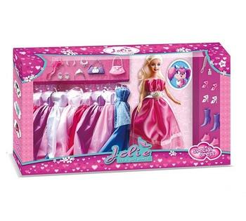 Кукла Angel по типу Barbie Барби с нарядами и аксессуарами