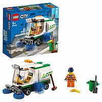 Конструктор LEGO City Great Vehicles Машина для очистки улиц 60249