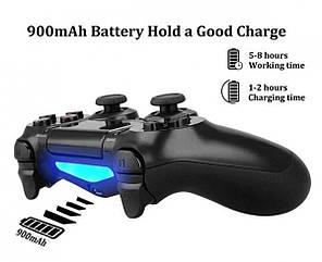 Джойстик DualShock PS4 Белый, фото 2