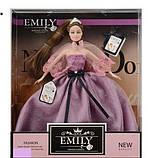 Кукла  Emily  2 вида, с аксессуарами QJ081/ QJ081D, фото 2