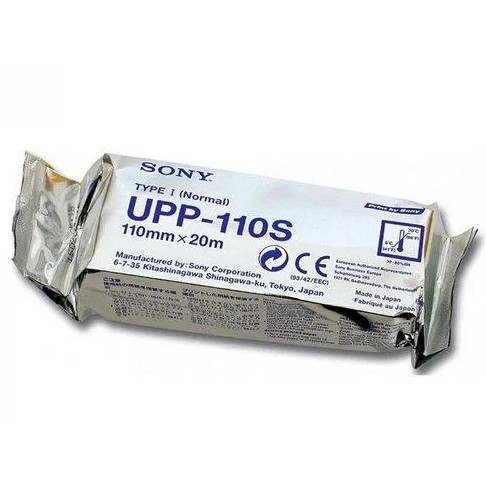 Термобумага для УЗИ Sony UPP-110S