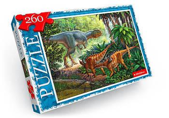 "Пазл ""Динозаври"" (260 елементів)"
