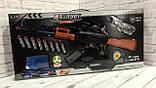 АВТОМАТ AK47-3 стреляет орбизами и мягкими патронами, фото 4