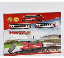 Залізниця 9712-2 А (8) р/у, 239 см, світло, звук, на батарейці, в коробці