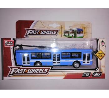 Троллейбус 6407  B