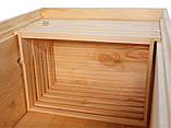 Улей лежак на 28 рамок, фото 4