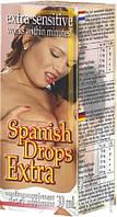 Голландские Сильно возбуждающие капли любви 30мл Spanish Drops Extra