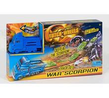 """Трек KUTCH WHEELS """"Виклик Гігантського Скорпіона"""" аналог Hot Wheels World War Scorpion S 8903"""
