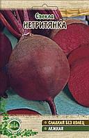 Буряк Негритянка (15 г) (в упаковці 10 шт)