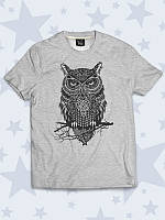 Детская футболка Ночная птица